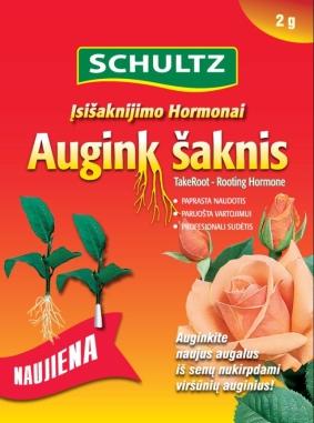 Augalų priežiūros priemonės